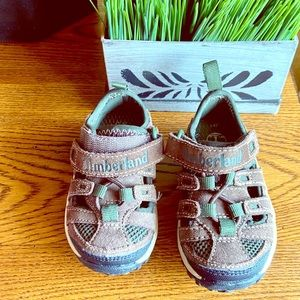 NWOT leather toddler sandals